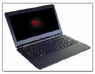 Maingear Pulse 11- игровой ноутбук