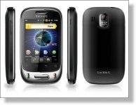 teXet TM-3000 - небольшой смартфон по низкой цене и поддержкой двух сим-карт