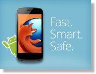 Mozilla готовит новую версию Firefox для мобильной системы Android