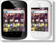 IQ235 Uno новый бюджетный смартфон от компании Fly