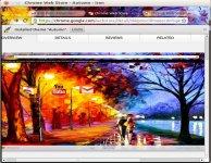 Темы для браузера Google Chrome