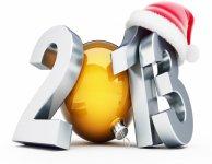 Поздравляем с Новым годом 2013