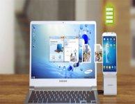 Samsung SideSync соединяет ваш телефон и компьютер