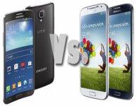 Samsung Galaxy Round и Galaxy S4: в чем разница?