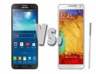 Samsung Galaxy Round и Galaxy Note 3: в чем разница?