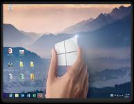 Убираем кнопку «Пуск» в Windows 8.1: самый простой способ