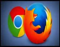 � Firefox � Google Chrome �������� ����� ������