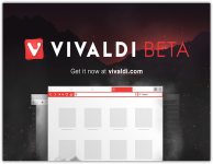 Первая бета-версия браузера Vivaldi представлена официально