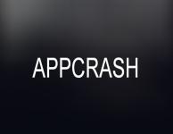 Как устранить ошибку APPCRASH