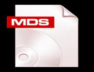 Просмотр и распаковка MDS-файлов