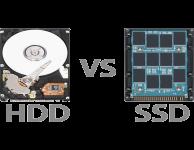 Чем отличается SSD от HDD