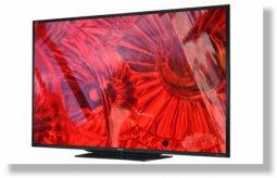 Самый большой в мире LED телевизор от Sharp