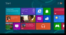 Создаем и редактируем плитки на стартовом экране Windows 8