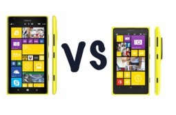 Nokia Lumia 1520 против Lumia 1020:в чем отличие?