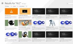 Фейковое приложение VLC для Windows 8.1 в Windows Store