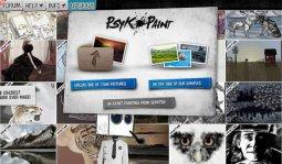 Веб-сервис PsykoPaint для художественного рисования