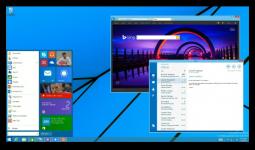 Новое меню «Пуск» для Windows