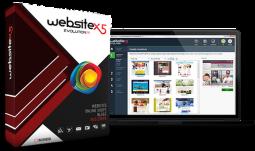 Конструктор сайтов WebSite X5 компании Incomedia - пресс-релиз