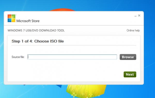 программа для создания загрузочного диска Windows 7 - фото 6