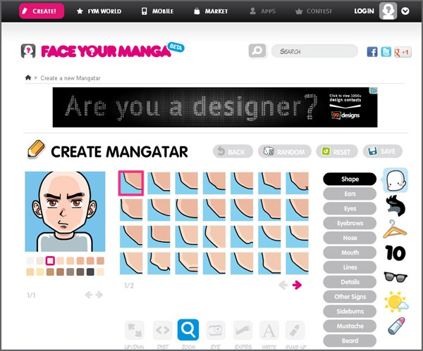 Создай Аватарку Программа