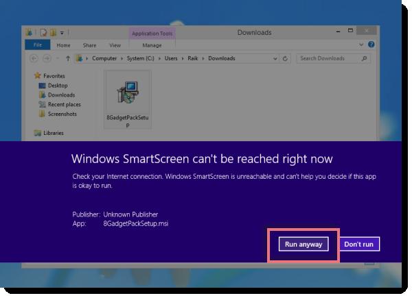 Гаджеты Для Windows 8
