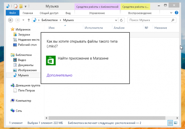 чем смотреть Mkv на Windows 7 - фото 3