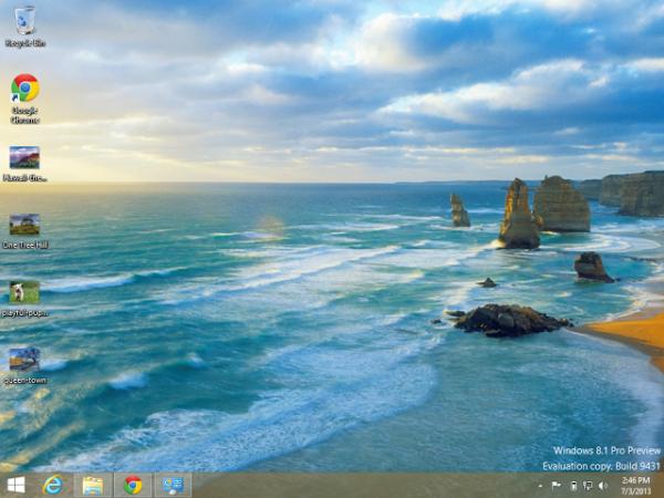 Рабочие Столы Для Windows 8.1 - фото 4