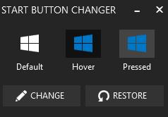 Заменяем изображение кнопки «Пуск»  в Windows 8.1