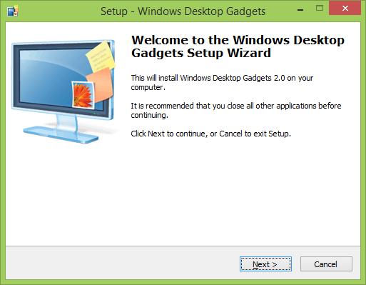 гаджет для Windows 8.1 - фото 7