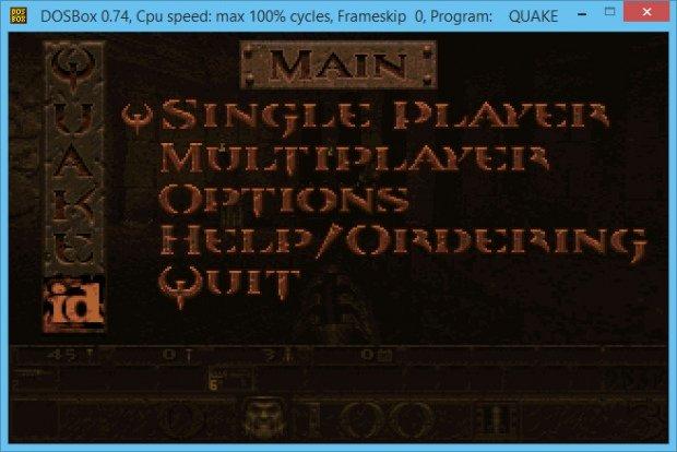 Играем в старые DOS игры на андроид~Wpilot