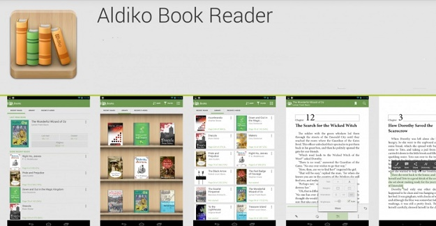 скачать приложение для книг на андроид - фото 8