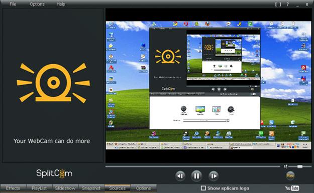 Программы для видеосъемки с веб камеры