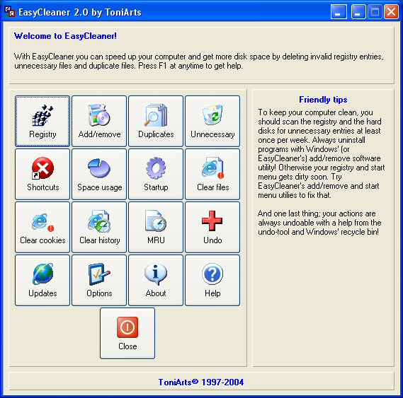 программа для чистки компьютера от рекламных вирусов