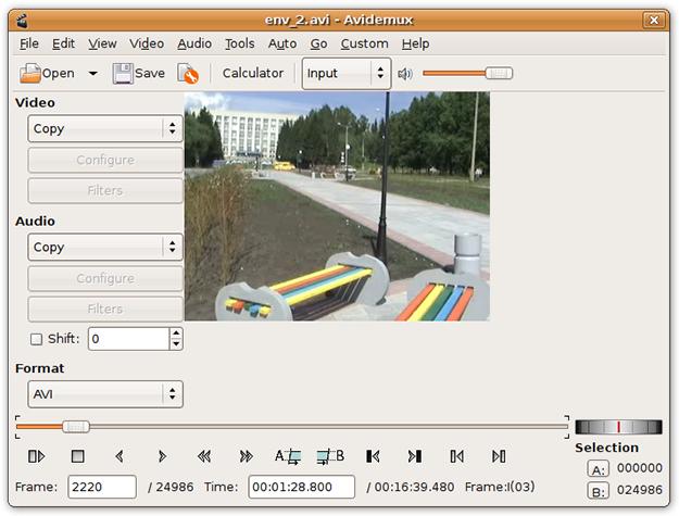 Улучшение качества любительского видео онлайн фото 84-875