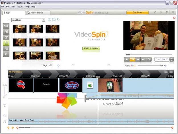 улучшение качества любительского видео онлайн