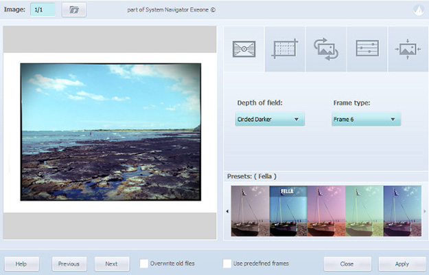 Программа для Наложения Рамок на Фото скачать