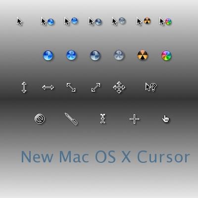 скачать курсор мыши для windows 8.1