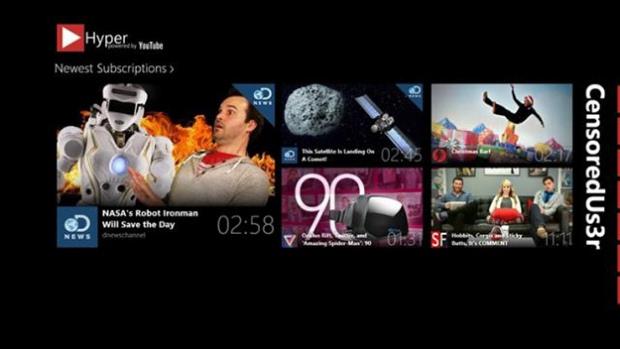 Приложение музыка windows 8