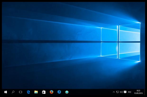 ... Windows 10 полностью прозрачной? - Windows 10