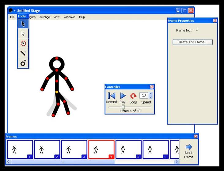 Скачать программу для анимации мультиков