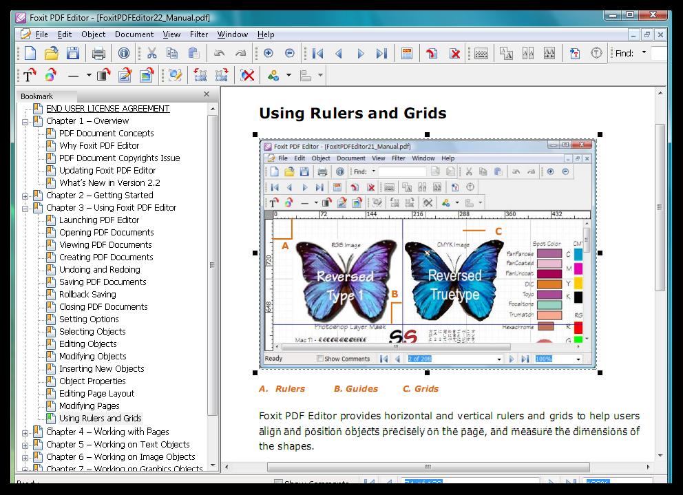 программа для корректировки pdf файлов