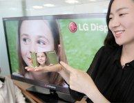 Компания LG представила дисплей высокой четкости превосходящий iPhone
