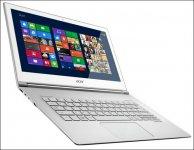Подробности об ультрабуках Acer представленных на выставке Computex 2012