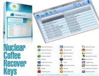 Обзор программы Nuclear Coffee Recover Keys