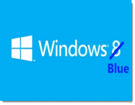 Windows Blue – игра в догонялки