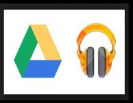Слушаем музыку в Google Диск с DriveTunes