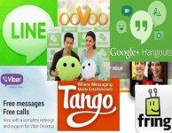 5 бесплатных Android-приложений для голосового и видео общения