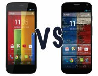 Motorola Moto G и Moto X: в чем разница?