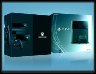 PlayStation 4 и Xbox One бок о бок