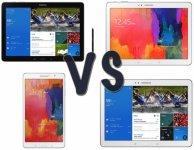 Samsung Galaxy Note Pro и Galaxy Tab Pro: в чем разница?